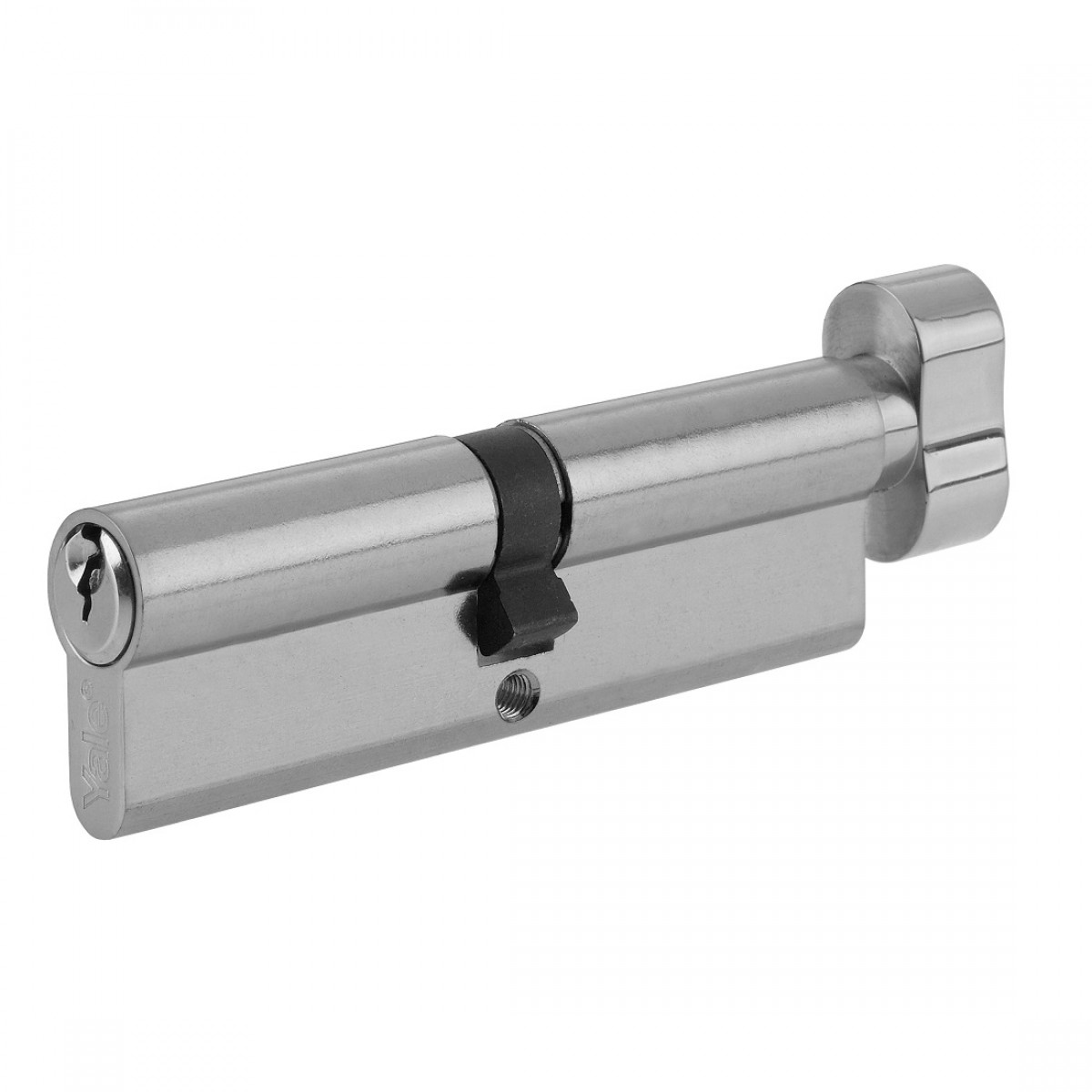 yale bs standard nickel high security euro profile cylinder 100mm//95mm NEW