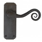 From The Anvil Monkeytail Latch Handles - External Beeswax