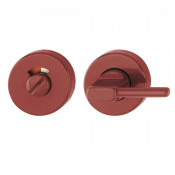 Hoppe Nylon Disabled Bathroom Turn & Release - Claret (Burgundy) RAL3005