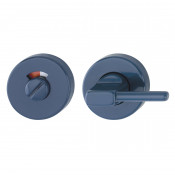 Hoppe Nylon Disabled Bathroom Turn & Release - Midnight (Dark) Blue RAL5003