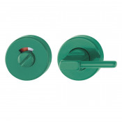 Hoppe Nylon Disabled Bathroom Turn & Release - Green RAL6016