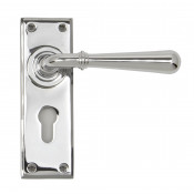 From The Anvil Newbury Euro Handles - Polished Chrome