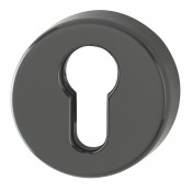 Hoppe Nylon Euro Profile Escutcheon (pair) - Anthracite Grey RAL7016