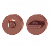 Hoppe Nylon Bathroom Turn & Release - Claret (Burgundy) RAL3005