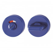 Hoppe Nylon Bathroom Turn & Release - Cobalt Blue RAL5002