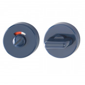 Hoppe Nylon Bathroom Turn & Release - Midnight (Dark) Blue RAL5003