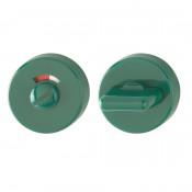 Hoppe Nylon Bathroom Turn & Release - Green RAL6016