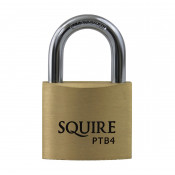Squire Panther PTB4 Solid Brass 40mm Padlock