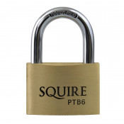 Squire Panther PTB6 Solid Brass 60mm Padlock