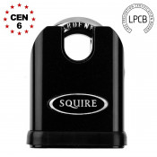 Squire Stronghold SS65CS LPCB Closed Shackle 65mm Padlock