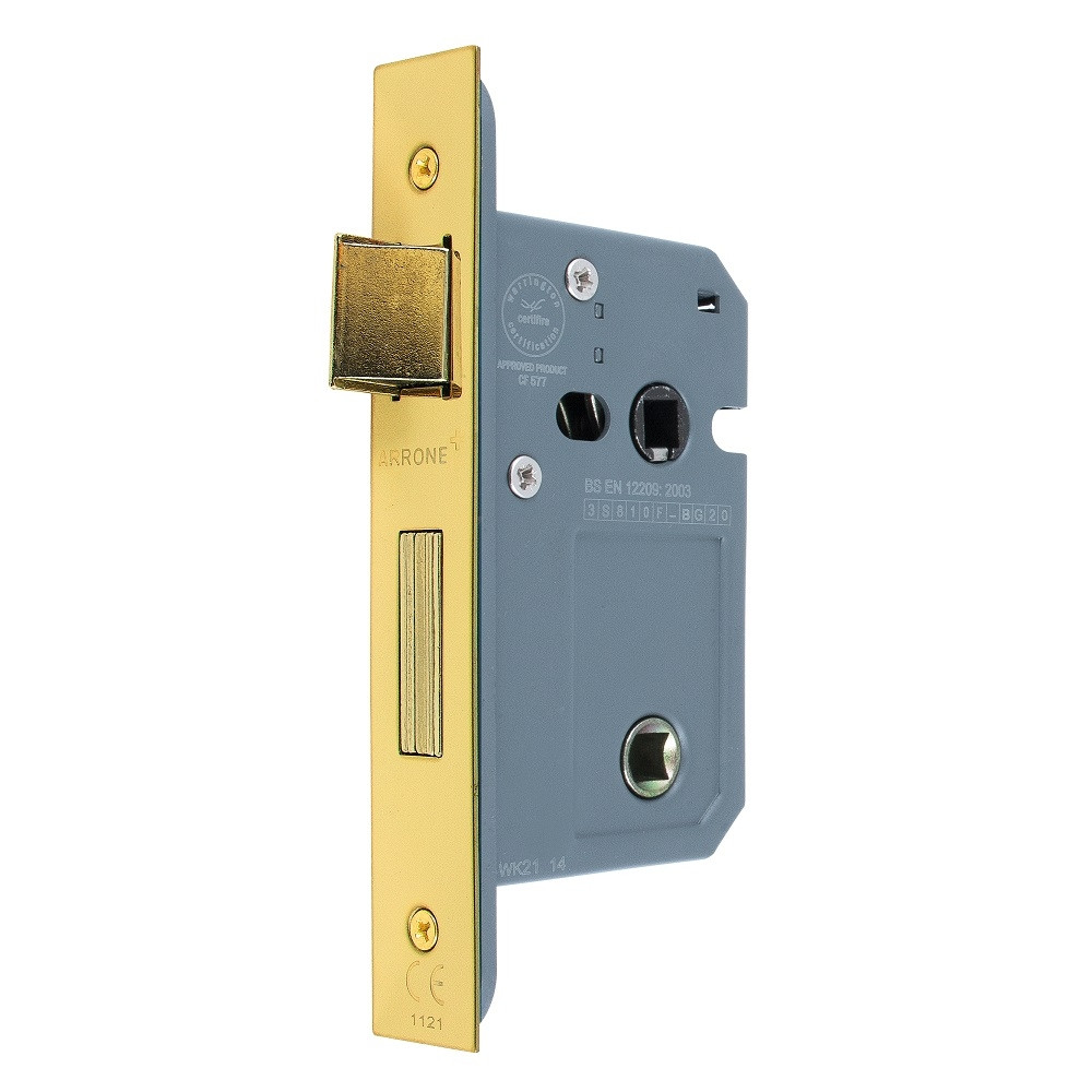 Arrone AR8023 Bathroom Lock - 67mm (2 5