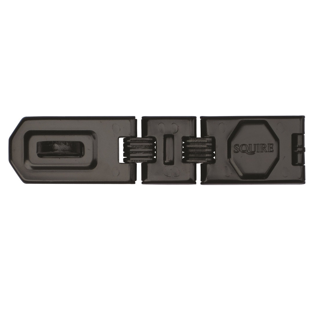 Squire Dhh1 Double Hinge Hasp Amp Staple 200mm