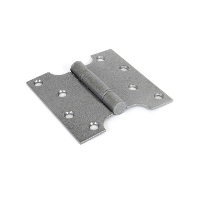 "From The Anvil 4"" x 2"" x 4"" Parliament Butt Hinges (pair) - Pewter"