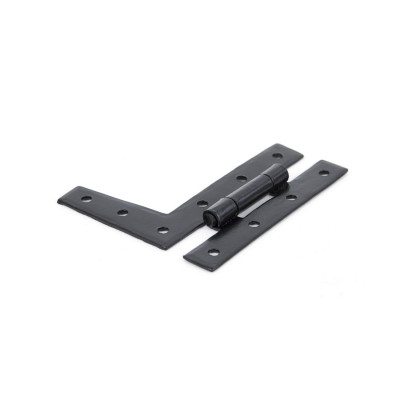 "From The Anvil 3.25"" 'HL' Hinges (pair) - Black"