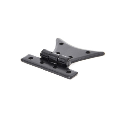 From The Anvil Small Half Butterfly Hinges (pair) - Black