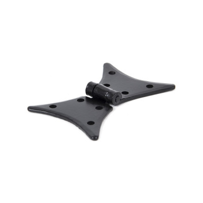 From The Anvil Small Butterfly Hinges (pair) - Black