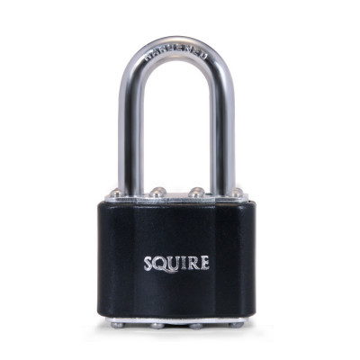 Squire Stronglock 35/1.5 Long Shackle 38mm Padlock