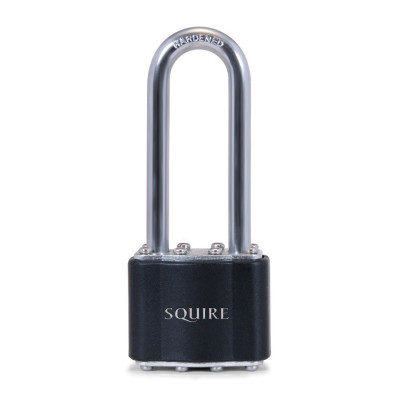 Squire Stronglock 35/2.5 Long Shackle 38mm Padlock