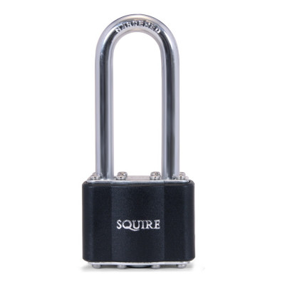Squire Stronglock 37/2.5 Long Shackle 44mm Padlock