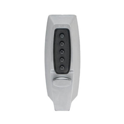 Unican 7104 Digital Lock - Satin Chrome