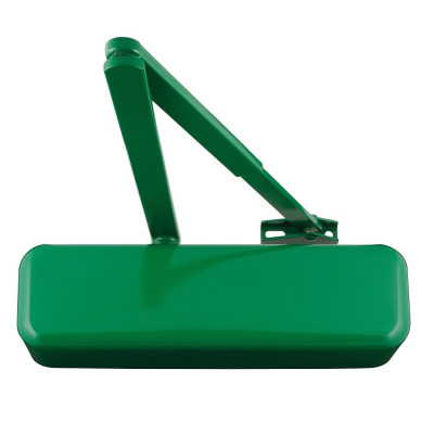Arrone AR3500 EN2-4 Overhead Door Closer - Designer Cover - Green RAL6016