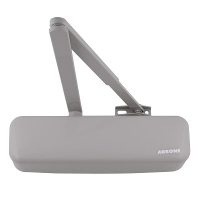 Arrone AR3500 EN2-4 Overhead Door Closer - Designer Cover - Dove Grey RAL7506