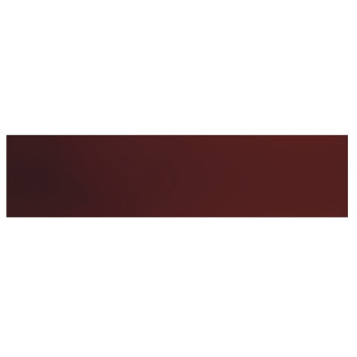 Arrone Nylon Kick Plate 150mm x 900mm - Claret (Burgundy) RAL3005