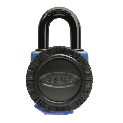"Squire ATL4 All Terrain ""Weatherproof"" Open Shackle 52mm Padlock"
