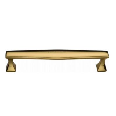 M.Marcus Deco Design Cabinet Pull 203mm - Polished Brass