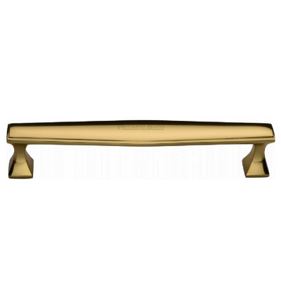 M.Marcus Deco Design Cabinet Pull 254mm - Polished Brass