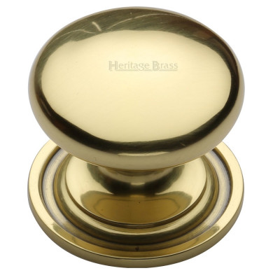 M.Marcus Cabinet Knob 38mm - Polished Brass