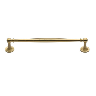 M.Marcus Colonial Design Cabinet Pull 203mm - Satin Brass