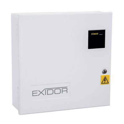 Exidor Power Supply Unit (PSU) - 24V - 2 Amp