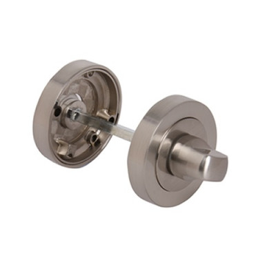 Fortessa Bathroom Round Turn & Release - Satin Chrome