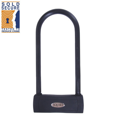 Squire Hammerhead 230 Sold Secure Gold D-Lock - 230mm