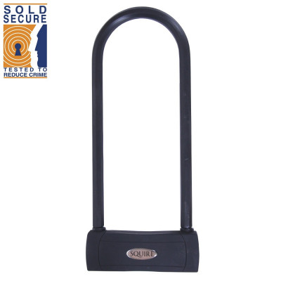 Squire Hammerhead 290 Sold Secure Gold D-Lock - 290mm