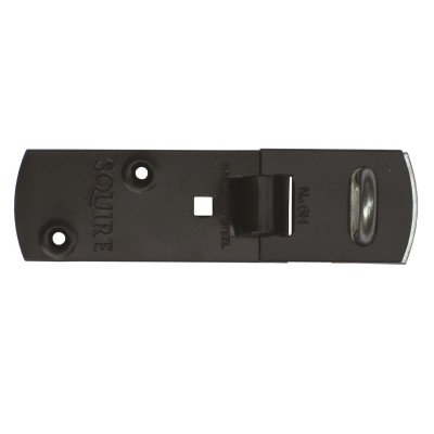 Squire No.6H Hardened Steel Hasp & Staple - 152mm