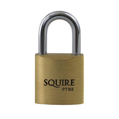 Squire Panther PTB2 Solid Brass 20mm Padlock