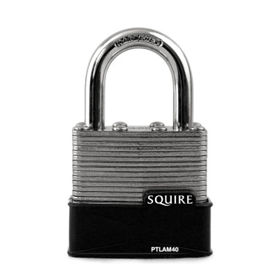 Squire Panther PTLAM40 Laminated 40mm Padlock