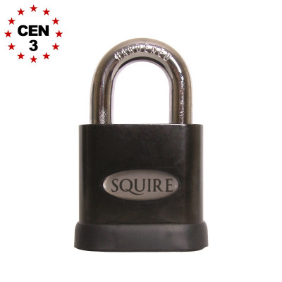 Squire Stronghold SS50P5 Open Shackle 50mm Padlock