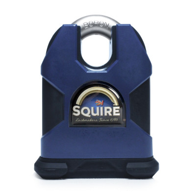 Squire Stronghold SS80CS Closed Shackle 80mm Padlock