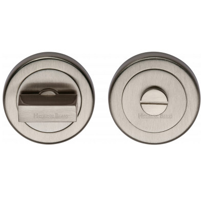 M.Marcus Bathroom Turn & Release 53mmØ - Satin Nickel