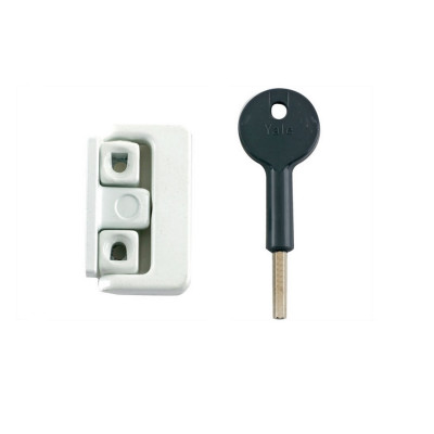 Yale 8K101 Window Lock - White