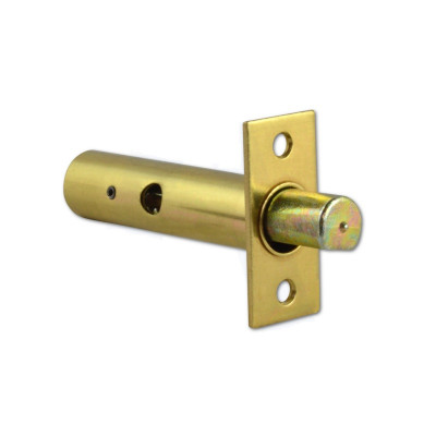 Yale PM444 Door Security Rack Bolt - Polished Brass