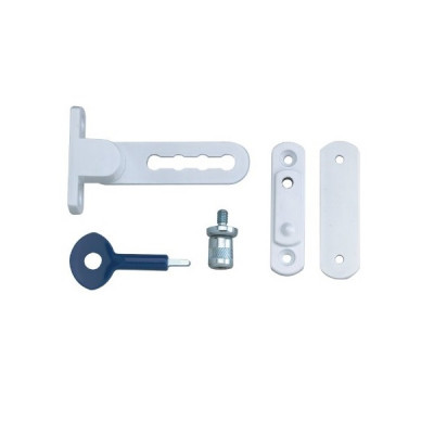 Yale P117 Window Ventilation Lock - White