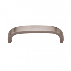 M.Marcus D Type Cabinet Pull 89mm - Satin Nickel