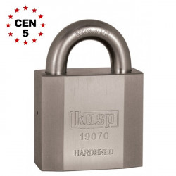 Kasp K19070 High Security Open Shackle 70mm Padlock