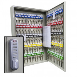 KeySecure Key Cabinet With Electronic Cam Lock - 100 Hook