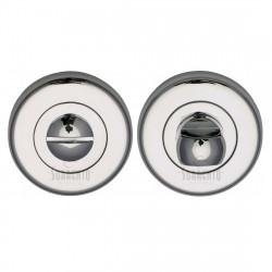 Sorrento Bathroom Turn & Release 53mmØ - Polished Chrome