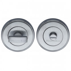M.Marcus Bathroom Turn & Release 50mmØ - Satin Chrome